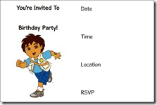 diego free printable invitation