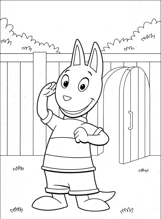 backyardigan
