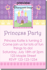 Princess Invitation Template Archives - Party invitation template: princess party invitation template