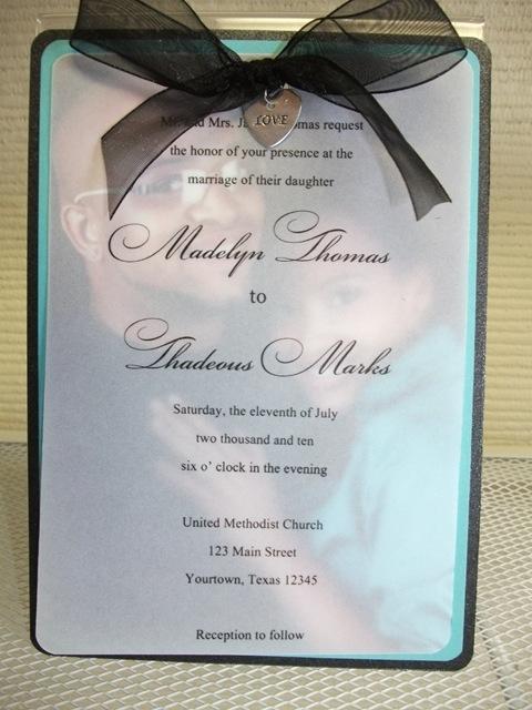 Vellum Invitations with good invitation template