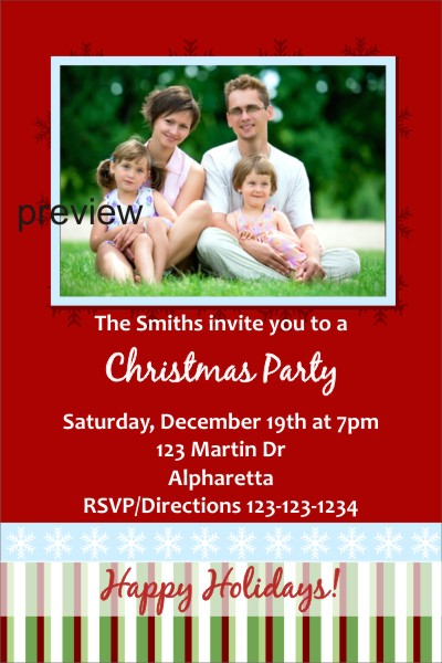 christmas party invitations Archives – Custom Holiday Party Invitations
