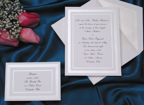 Birchcraft Wedding Invitations.Alpharetta Wedding Invitations Archives